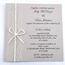 Buy Budget Handmade Custom Personalized Wedding Invitations