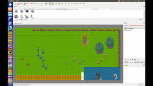 creating a 2d map with tiled youtube