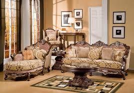 Formal Living Rooms Furniture And Room Sets Elegant Traditional