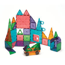 Picasso Tiles Magnetic Building Blocks by Tiles 48 Piece Building Set
