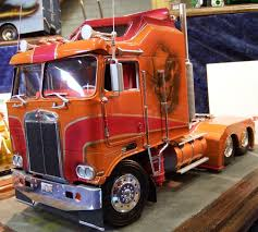 Pin By Tim On Model Trucks | Pinterest | Scale Models, Truck Scales ... Hoovers Glider Kits Home Depot Semitruck Model Kit New In Box 2335445729 1599 Paystar Logging Truck 125 Scale Youtube Revell Kenworth W900 Semi Plastic Truck Model Kit 1507 Airfix Plastic Military Vehicles Modellers Shop Pinnacle Specs Mack Trucks Tamiya America Inc 114 Grand Hauler Horizon Hobby Classic Collection Amt Autocar A64b Tractor Amt109906 Hi