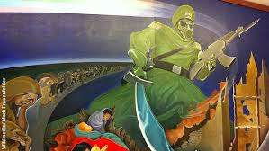 denver airport conspiracy murals denver airport embraces in conspiracy lore coast to coast am