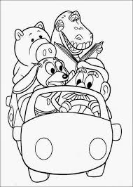 Printable Toy Story Coloring Page For Kids
