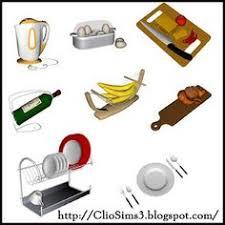 108 Best TS3 Kitchen Stuff Images On Pinterest