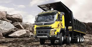 Volvo FMX 10x4 Tag Dump Truck