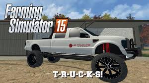 100 Truck Mods Farming Simulator 2015 Mod Spotlight 63 TRUCKS YouTube