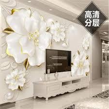 beibehang custom tapete wohnzimmer schlafzimmer wandbild hd 3d relief beige hintergrund wand 3d tapete wandbild foto