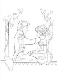 Just Print It And Have Fun With This Amazing Disney Frozen Coloring Page