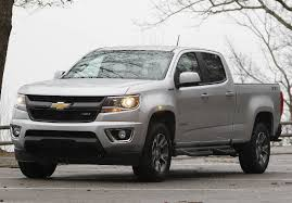 Test Drive: 2016 Chevy Colorado Diesel Raises Pickup Stakes | Times ...