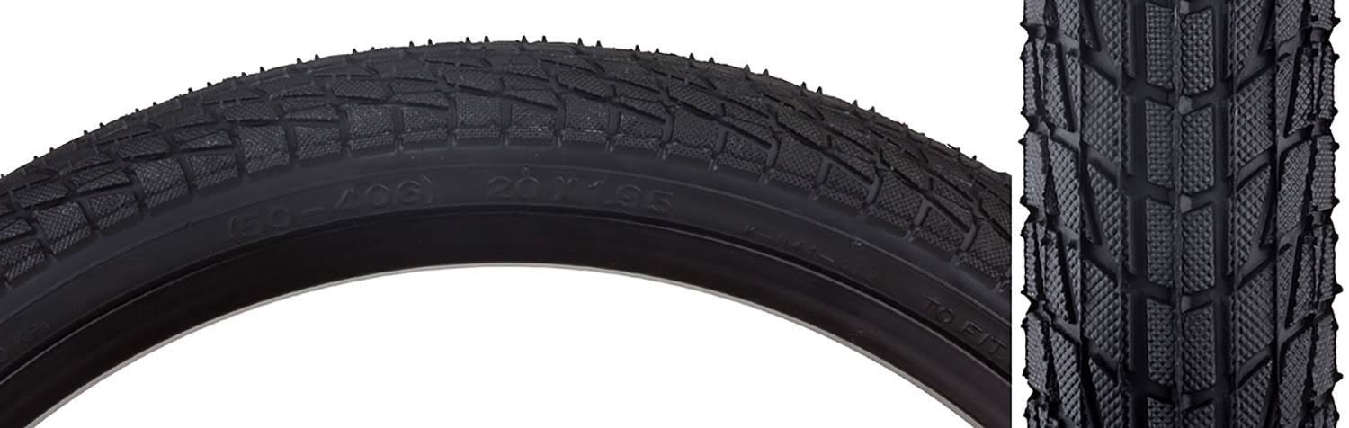 "Sunlite Freestyle Kontact Tire - 20""x1.95"", Black"