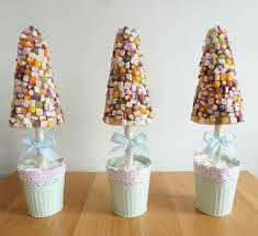 Ferrero Rocher Christmas Tree Diy by Sweet Candy Tree Cupcake Bouquet Supplies Craftmill