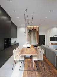 Bright And Modern Design Apartment Apartments Budapest 2 Bedroom Living Room Interior Kitchen Building Minimalist