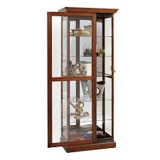 Pulaski Glass Panel Display Cabinet by Curio Cabinet 35 Marvelous Pulaski Corner Curio Cabinet Images