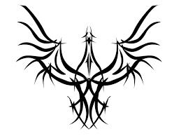 Design Of Tribal Eagle Tattoo
