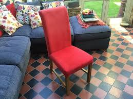 6 Red Fabric Dining Chairs. £50.each | In Barnet, London | Gumtree Set Of 6 Ding Chairs With Red Fabric Teak Archive Modest Fniture Chair Contemporary Wingback Zebra Ding Bent Plywood Shop Christopher Knight Home Pertica Red Fabric Upholstered Room Wooden Kitchen Chairs Grey Table For Linen High Scroll Back Rrp 24999 Save 4 Oak Framed Danish Homestore Verbois Jane Solid Walnut Six In Bmhaus Berry Cor03i Heath 2 Gdf Studio Floral Sets 8 Modern Whosale Beech Wood Upholstery