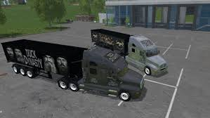 Duck Dynasty Cat Trucks And Trailers V 1.1 FS15 - Farming Simulator ...