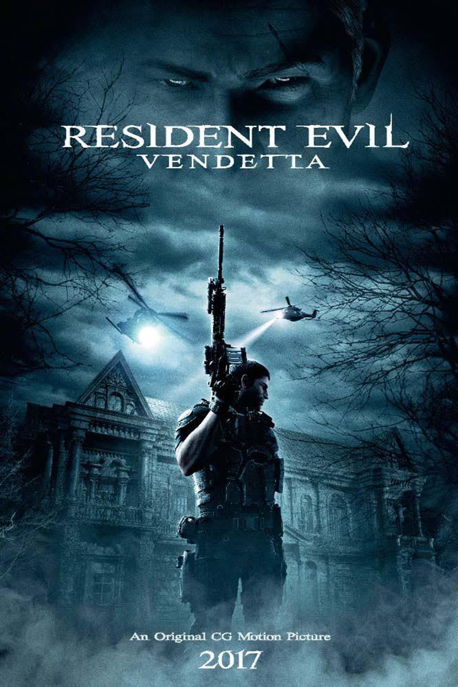 Resident Evil: Vendetta-Resident Evil: Vendetta