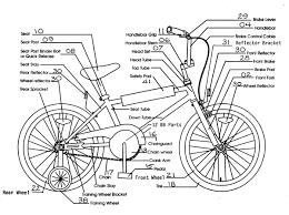 Parts Of A Dirt Bike Diagram Fresh Drawing At Getdrawings