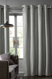 Geometric Pattern Curtains Canada by Geometric Curtains Geometric Eyelet Curtains Next Uk