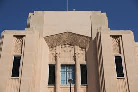 photos deco architecture in the san joaquin valley valley