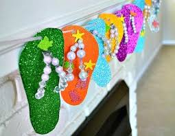 Beach Craft Ideas For Adults Best Kids Crafts On Arts And Amazing Flip Flop Art Home