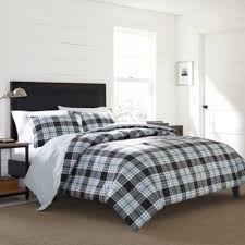 Buy Plaid Duvet Cover King from Bed Bath & Beyond
