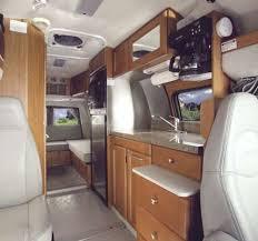 Roadtrek Ss Agile Class B Camper Van Interior