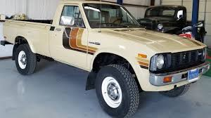 1980 Toyota Truck Longbed 4x4 20r 4 Speed 130,500 Miles - Used ...