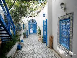 chambre bleue tunis tunis governorate rentals in a studio flat for your vacations