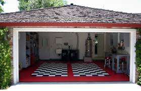 Foam Tile Flooring Sears by 8 Ways To Upgrade Your Garage Over The Weekend