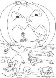 Spookley The Square Pumpkin Coloring Pages by Scary Coloring Pages To Print 28 Images Scary Coloring Page
