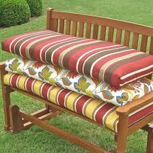 Glamorous 55 Inch Outdoor Bench Cushion By Backyard Model Living
