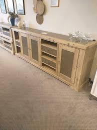 sideboard 240 cm akazienholz wohnzimmer esszimmer küche möbel