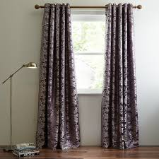 Fabric Curtains John Lewis by Buy John Lewis Alexandra Leaf Lined Eyelet Curtains John Lewis