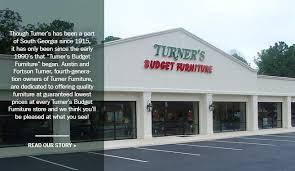 Shop Turner s Bud Furniture in Moutrie Valdosta Albany