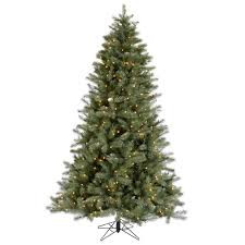 Noble Fir Artificial Christmas Tree by Lighted Artificial Christmas Trees 14 16 Ft Christmas Trees