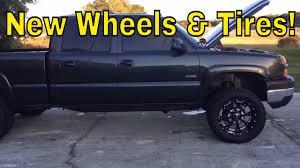 100 Bmf Truck Wheels DURAMAX BMF NOVAKANES 20x9 On 33s New Shocks And Intake YouTube