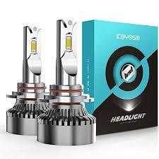 koyoso 9012 hir2 led headlight bulbs 20000lm 120w