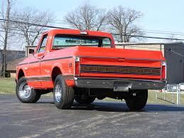 100 1972 Chevrolet Truck Cheyenne C10 Short Bed Pickup Nostalgic