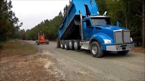 Good Dump Truck Drivers - YouTube