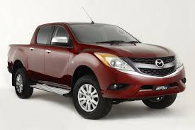 2013 Mazda BT-50 Pickup Truck With More Powerful, Fuel-efficient ...