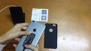 iPhone 6 iphone 6 wireless charging chip sticker & charger stand