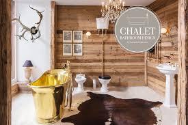 chalet badezimmer traditionelle bäder badezimmer baden