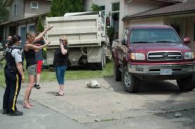 Dump Truck Collides Into Home, FFD Battles Bush Fire In Cokato – The ...