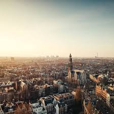 100 Birdview Amazing Birdview Over Amsterdam Who Doesnt Like That