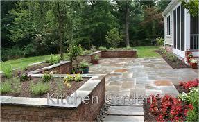 Patio Kitchen Garden