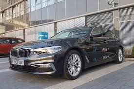 Real Life s 2017 BMW 530d Sedan