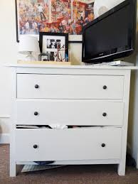 Hemnes Dresser 3 Drawer White by That Dang Hemnes Dresser Revamp Homegoods