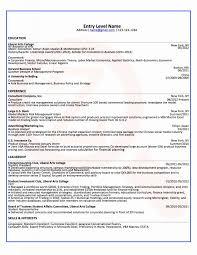 Entry Level Marketing Resume Beautiful 50 Elegant Template Free Templates