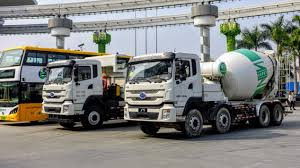 100 Cement Truck Capacity Construction Of 100000 Sq Ft Expansion Starts At BYDs California